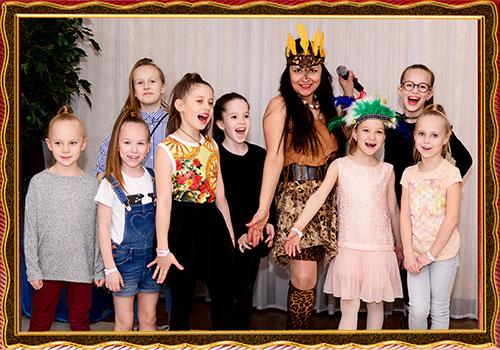 детский день рождения Казань