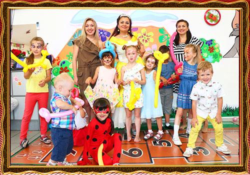 развлечения для детского праздника